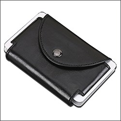 Hot Selling Men Wallet RFID Blocking Carbon Fiber Wallet Money Clip