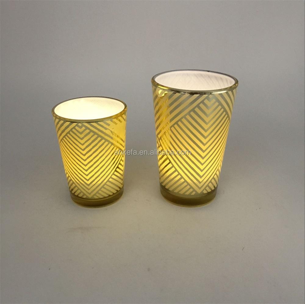 wohnkultur kerzenhalter aus glas teelichthalter leuchter produkt id 60490161438. Black Bedroom Furniture Sets. Home Design Ideas