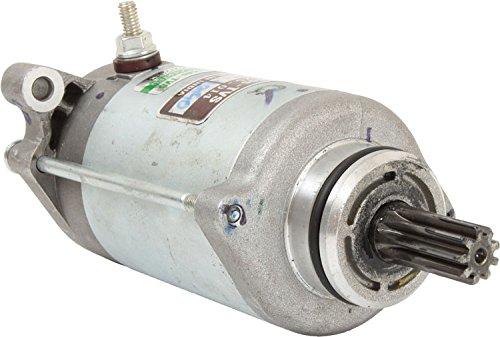 DB Electrical SMU0299 Starter Atv Arctic Cat 400 (1998-2002)/ 500 (2000-2009)/650 (2005-2007)& Prowler/Suzuki LTA500F (02-07)/LTA500FB, LTF500F (04-07) Vinson/LTF500 Quadrunner 98-02/LTF500FC 04-07
