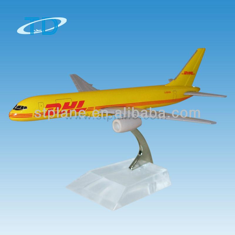 Inflight Gift Dhl Boeing B757-200 16cm Metal Diecast Airplane Models - Buy  Airplane Models,Metal Airplane Models,Metal Diecast Airplane Models Product