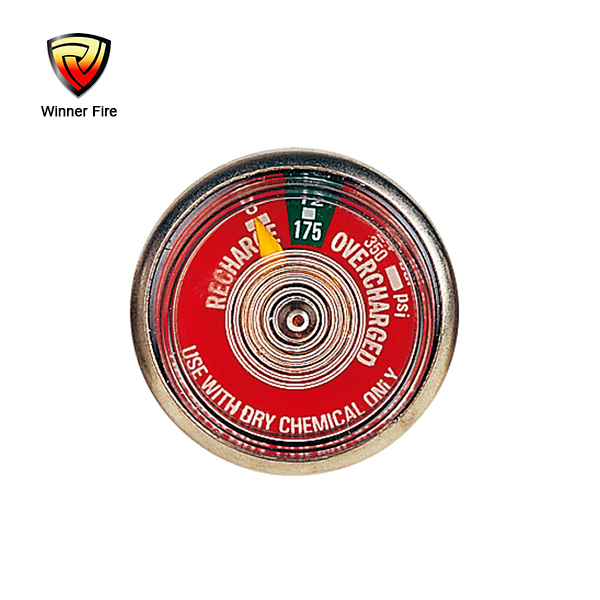 1~3 KG ABC dry powder fire extinguisher parts speaker plastic nozzle