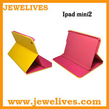 For new ipad mini 2 leather case with Retina display