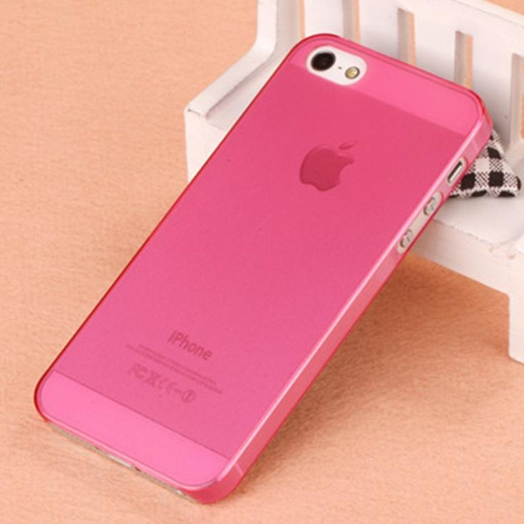 pick up e4a37 bbd56 wholesale cute ultra thin slim mobile phone case for apple iphone 5s i  phone5 ipone 5s matte crystal clear hard back cover