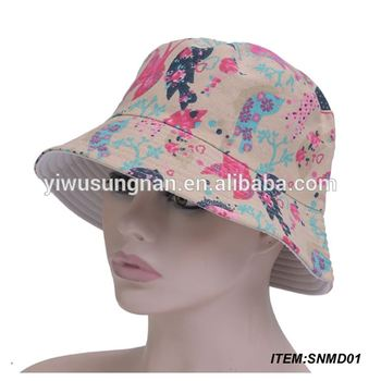 Canvas Camping Fishing Sunscreen Beach Bucket Fisherman Hat - Buy ... 6c4e11e7661