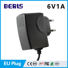 BS-028 Wall mount and different country Plug 5V AC adapter