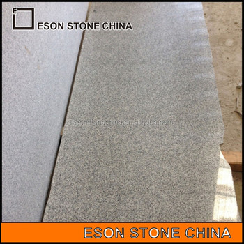Eson Stone Chinese G603 Gray Granite Floor Tiles For Outer And Inner