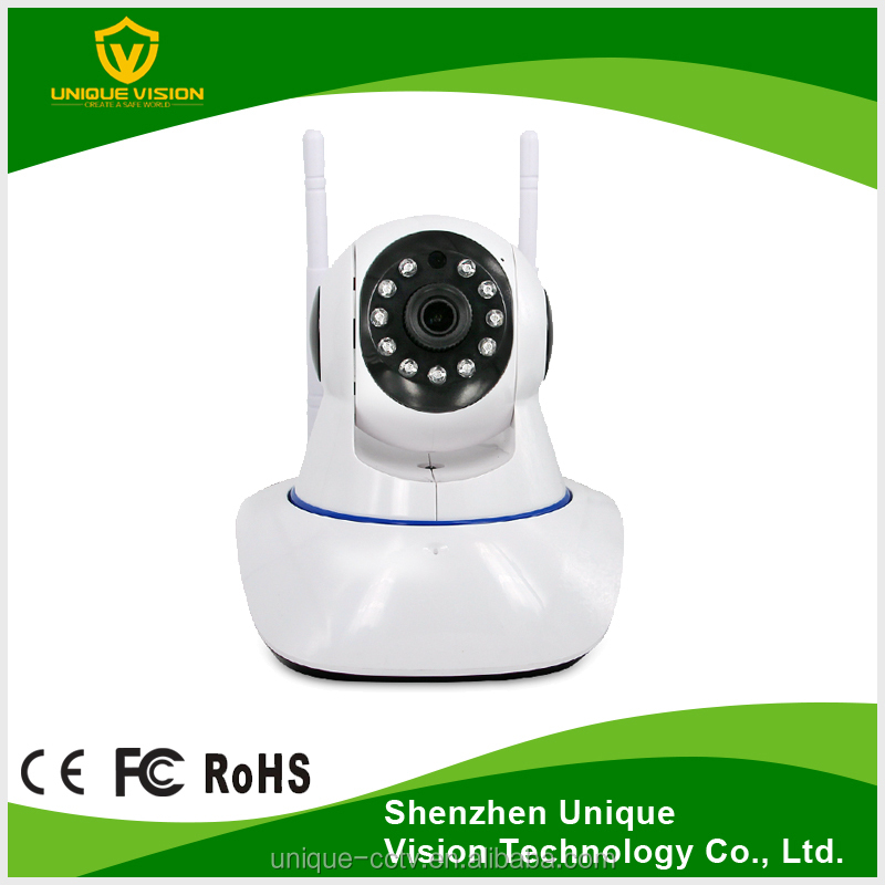 HD Wireless WiFi IP <strong>Camera</strong>, 2.0Megapixel Security <strong>Camera</strong>/Baby Monitor with 2-Way Audio and Remote Pan/Tilt ,White