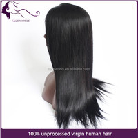 Hot popular virgin hair wigs for men 100% remy human hair full lace wig braided human hair wigs wholesaler