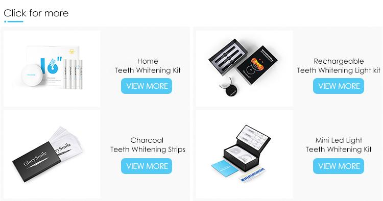 Commercio all'ingrosso Logo Privata Oem Denti Dentali Impressione Kit di Materiale da Impronta Dentale Stucco Con Dental Impression Vassoio