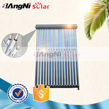 Hotcakes parabolic trough Evacuated tube solar thermal panels collector