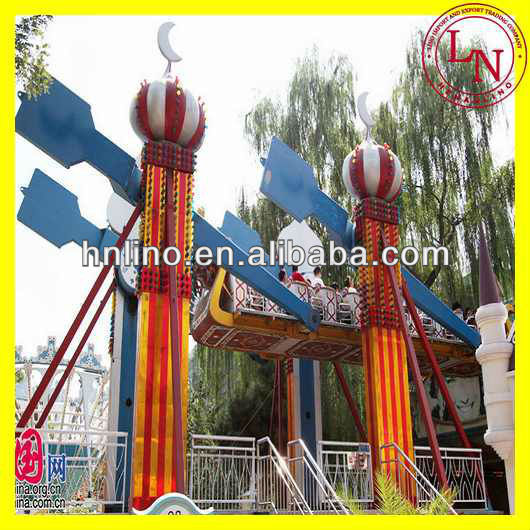 Attractive! outdoor 2013!!!New amusement ride machine for park Arab Flying Carpet