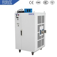 3 phase high frequency ac dc electrowinning adjustable power supply with digital control box