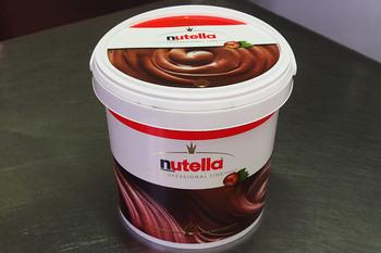 nutella 3 kg buy professional line nutella product on. Black Bedroom Furniture Sets. Home Design Ideas