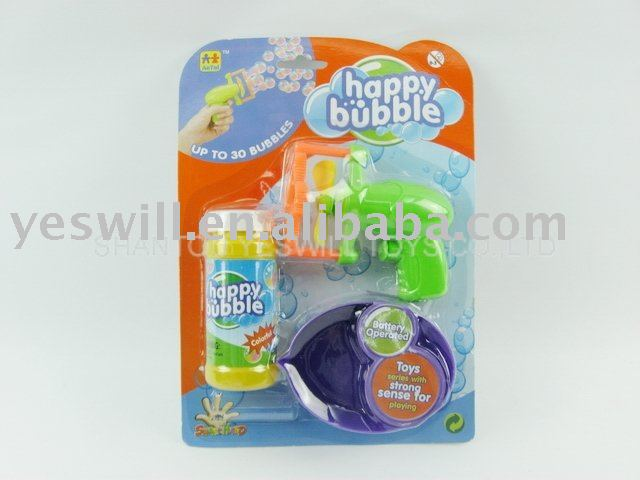 B/O bubble water set,bubble toys, promotion gifts