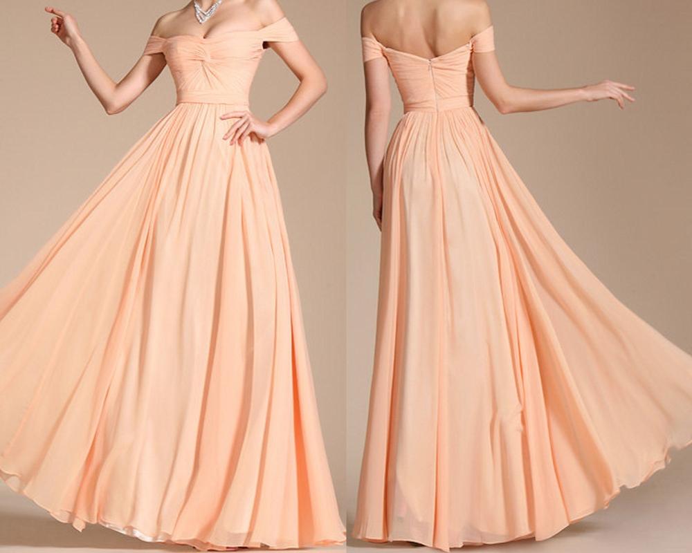 Compra Beige Vestidos De Dama De Honor Online Al Por Mayor: Compra Corto Vestido De Peach Online Al Por Mayor De China