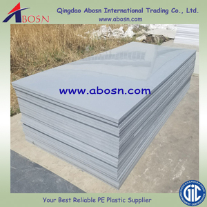 30mm Grey HDPE High density Polyethylene sheet