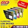 cheap ink cartridge LC60 for brother