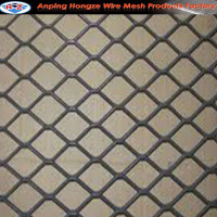Competitive price expanded metal mesh home depot/decorative aluminum expanded metal mesh panels