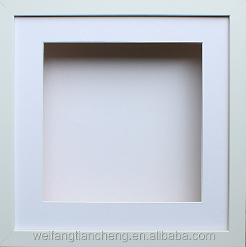 custom square shadow box frame white free stand shadow box frame buy square shadow box framewhite shadow box frameshadow box frame free stand product - Shadow Box Frames