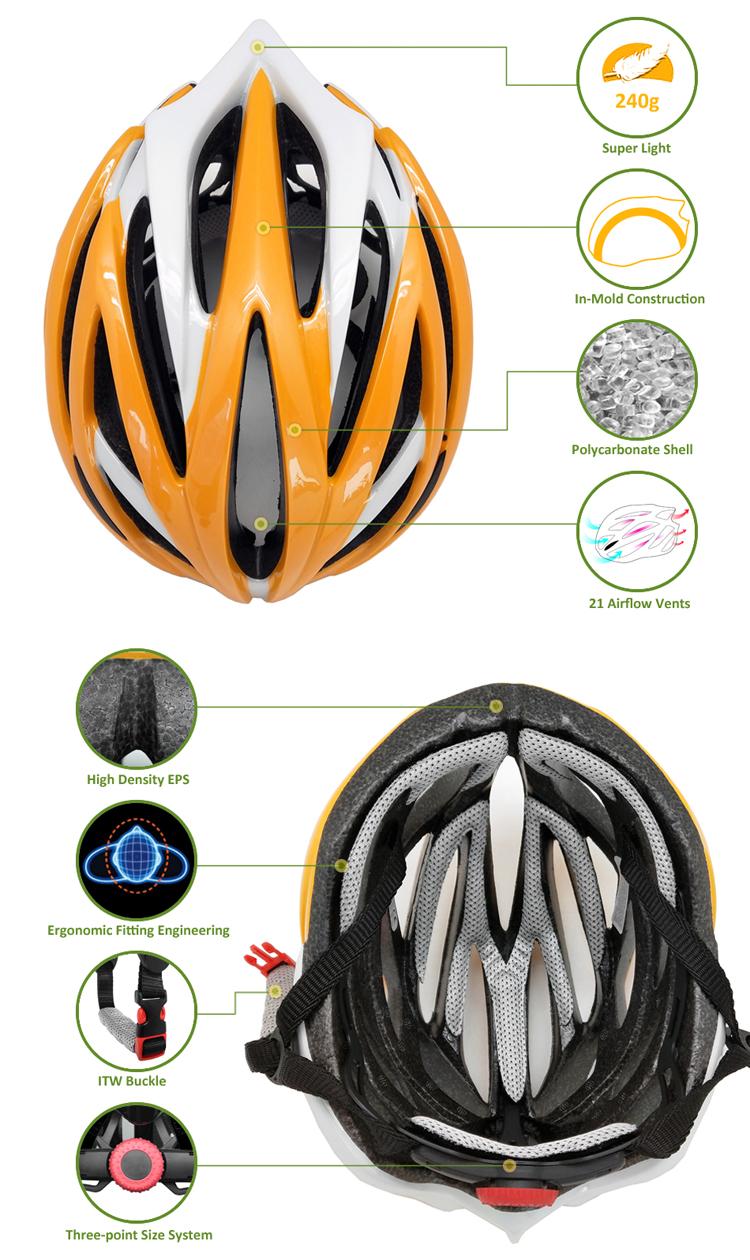 street bike helmets AU-ZH09 Details 7