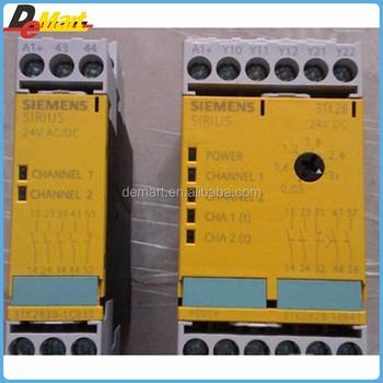 5f82325b2c9 Siemens Relé Temporizador Relé De Segurança 3tk2821-1cb30 - Buy Relé ...