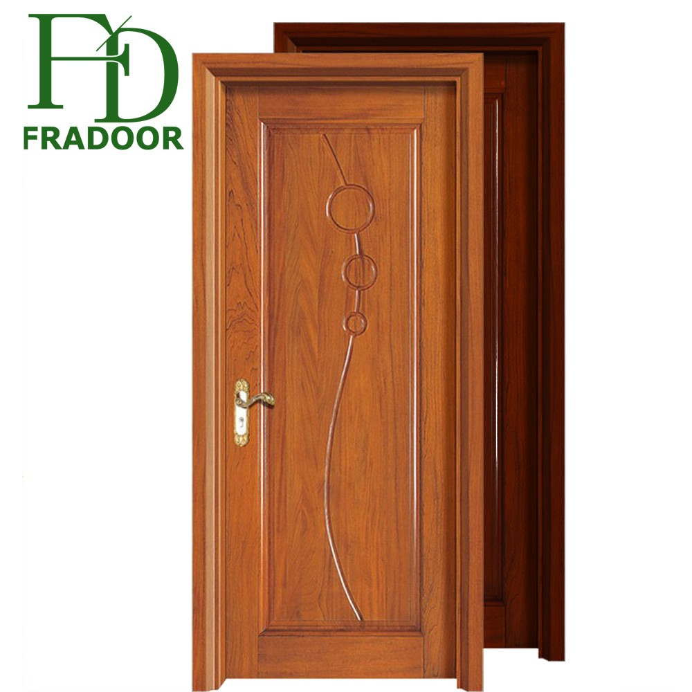 Simple Design Waterproof Flush Swing Plywood Door Price Buy