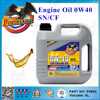 Good Quality Full Synthetic Engine Motor Oil 0W40 SN/CF 4L