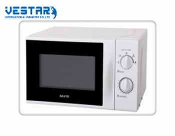 110v Microwave Oven Stainless Steel Mini
