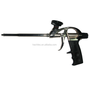 Teflon Coated Expanding Foam Gun Popular in North America and Europe