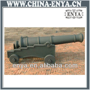 Cast Iron Cannon/antique cannon/decorative cannon