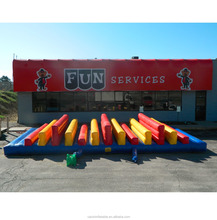 kids' toys outdoor inflatable playground equipment