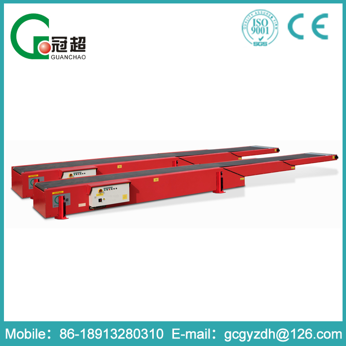 GUANCHAO-SBM dependable performance angle belt conveyor