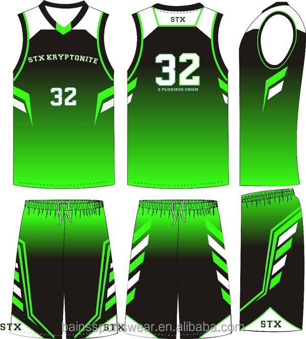 jersey design green