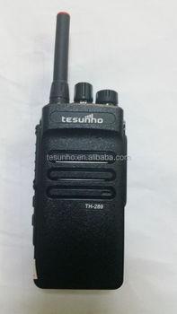 Tesunho Th-289 3g Gsm Mobile Radio Phone Walkie Talkie With Sim ...
