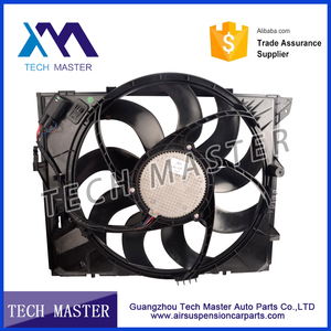 17427522055 17427562080 Car Model Radiator Cooling Fan For B-M-W E90 600W