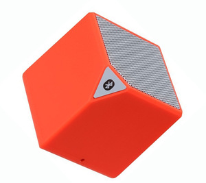 The factory outlet mini wireless square speaker colorful BT speaker