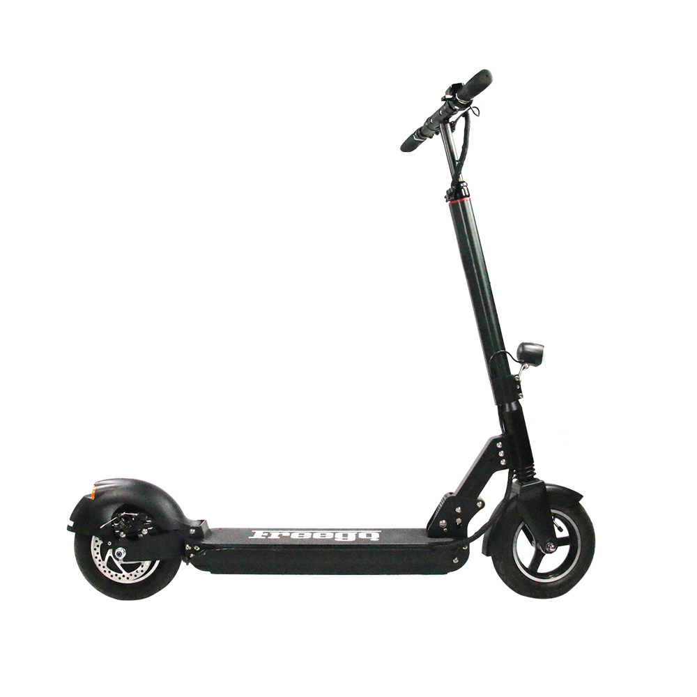 Factory directly fat wheel Personal transportation balance scooter for adults electric kick scooter, Black