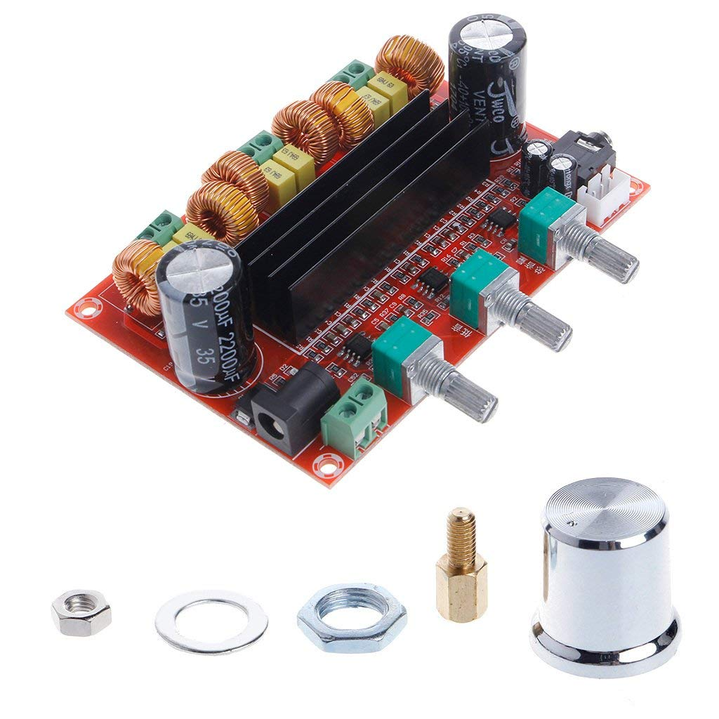 Cheap 100w Audio Amplifier Circuit Find Preamp Module Volume Control Headphone Board Diy Get Quotations Lergo Tpa3116d2 2x50w Channel Digital Power Sereo Dc 12