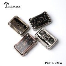2018 New Product Punk 220w Steampunk Style is coming !