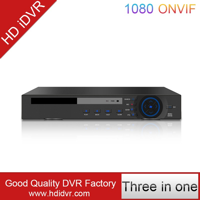 Hot sale Support Two way audio 4CH 8CH 16CH 24CH Real Time cctv dvr h 264 full 960H cctv dvr With XM cloud service