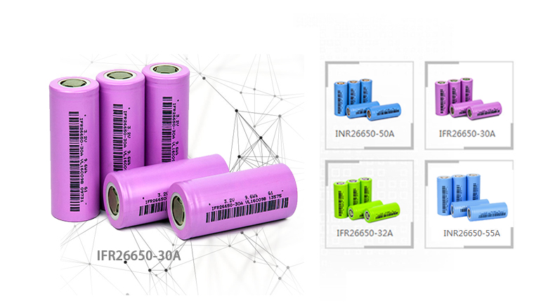 Starter application high qualtity IFR lifepo4 26650 rechargeable battery 3.2v 3000mah
