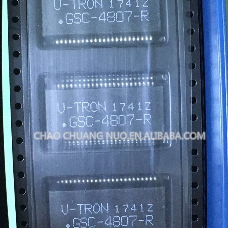 1 LOT OF 10 PCS U-TRON GSC-4807-R
