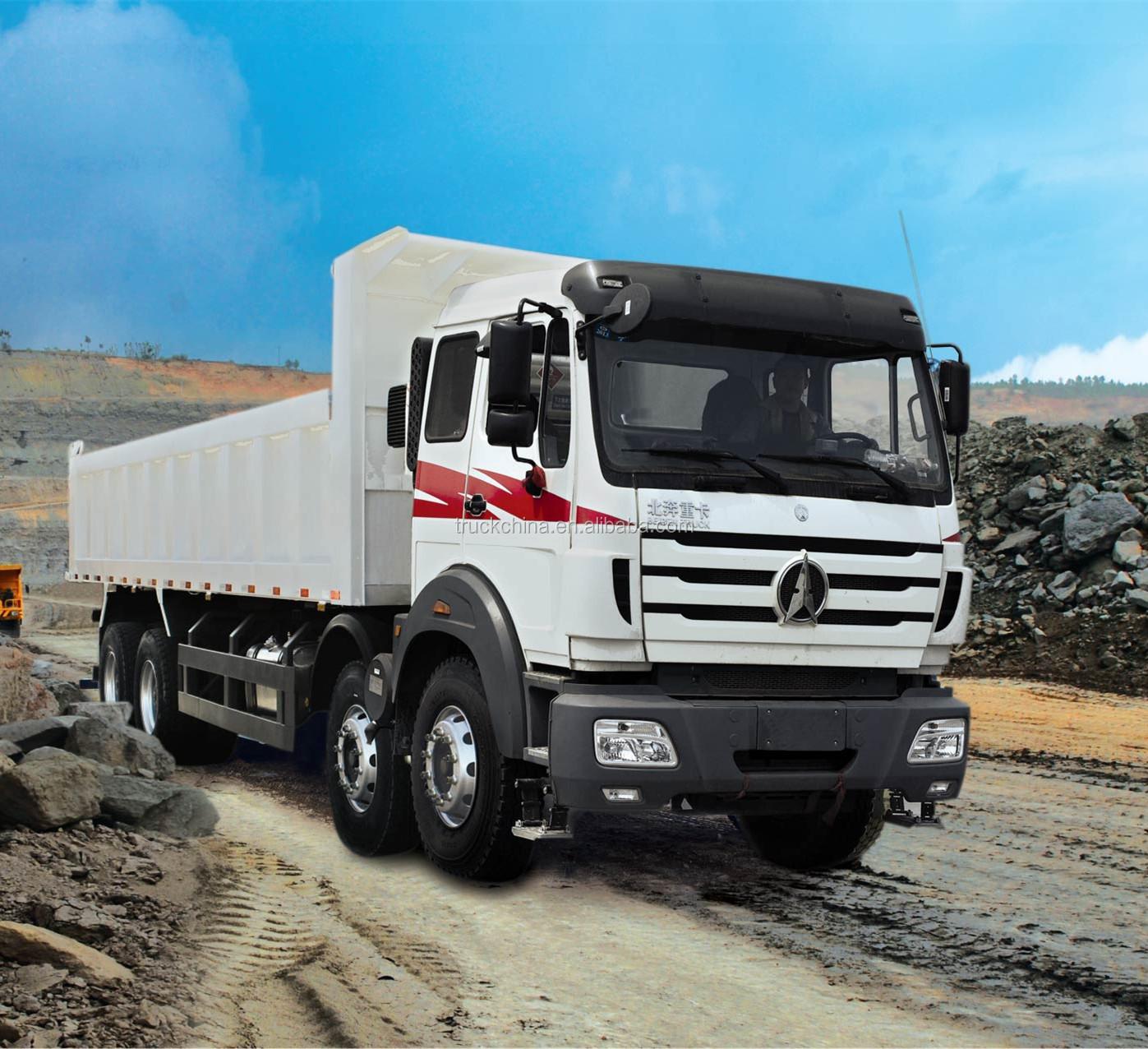 Net Direct Trucks >> Direct Sale 8x4 12 Wheel 40 Ton Beiben Tipper Dump Trucks For Sale