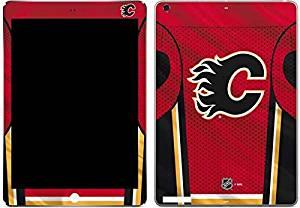 NHL Calgary Flames iPad Air Skin - Calgary Flames Home Jersey Vinyl Decal Skin For Your iPad Air