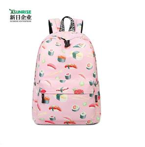 68da803dfe Travel Outdoor Hiking Women College Bags Casual Fashion Back Pack New Model  Custom Logo Backpack Girls
