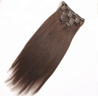 popular clip in ombre hair kinky 100virgin human hair clip in hair sale cheap price quality promised