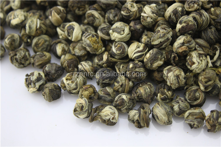 High Grade Dragon Balls Scented Jasmine Green Tea for Tea Shop