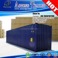 Second hand 40ft standard containers