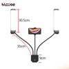 /product-detail/lcose-rk39-led-ring-light-with-cell-phone-holder-microphone-holder-for-live-stream-makeup-led-ring-light-with-long-arms-62067696015.html