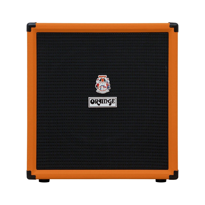 Orange CRUSH-BASS-100 | 100 Watt 15 Inch Bass Amp Combo Orange